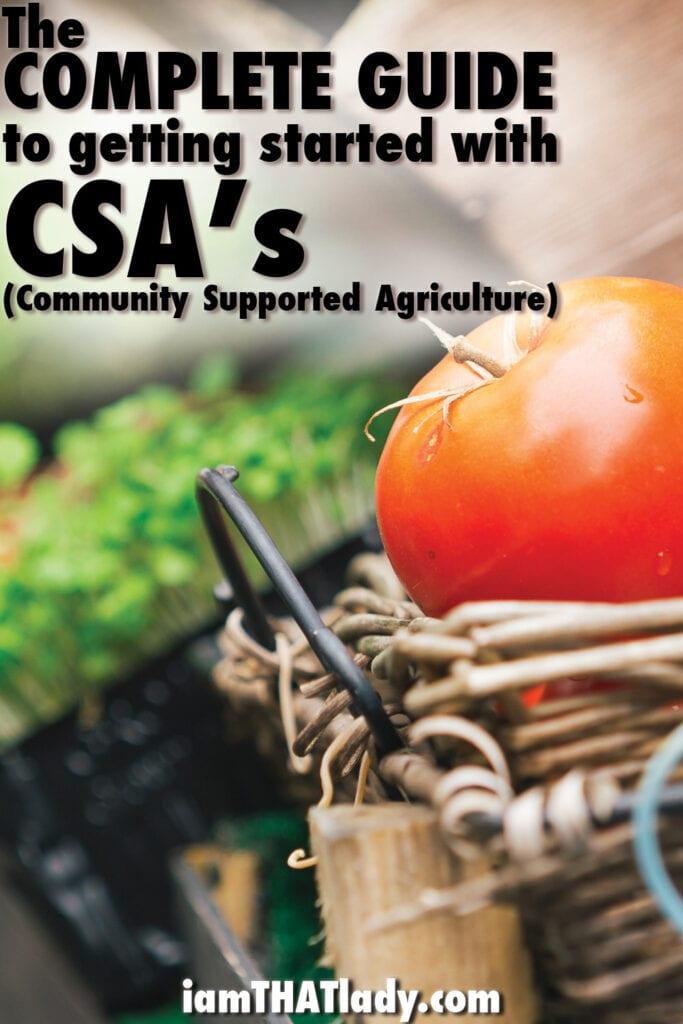 La guía completa para comenzar con los CSA