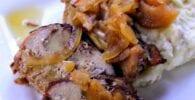 Lomo de Cerdo con Manzana y Canela - Lauren Greutman