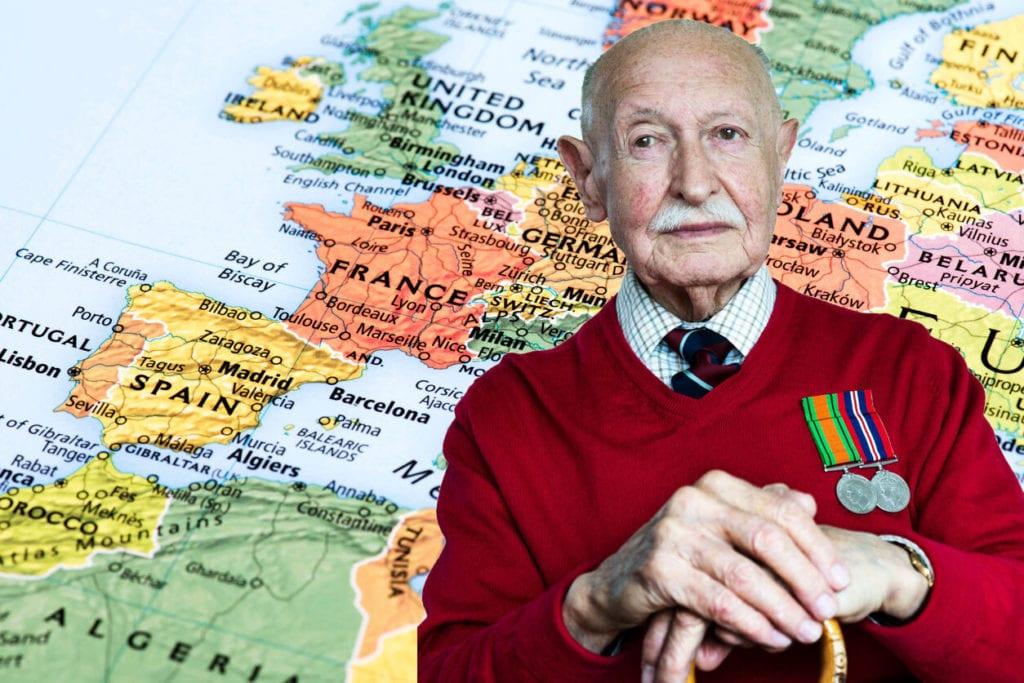 Los activistas llaman a poner fin a las pensiones congeladas para los héroes de la Segunda Guerra Mundial