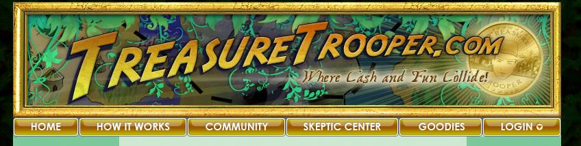 Revisión de TreasureTrooper: ¿un camino hacia $ 180 / mes?