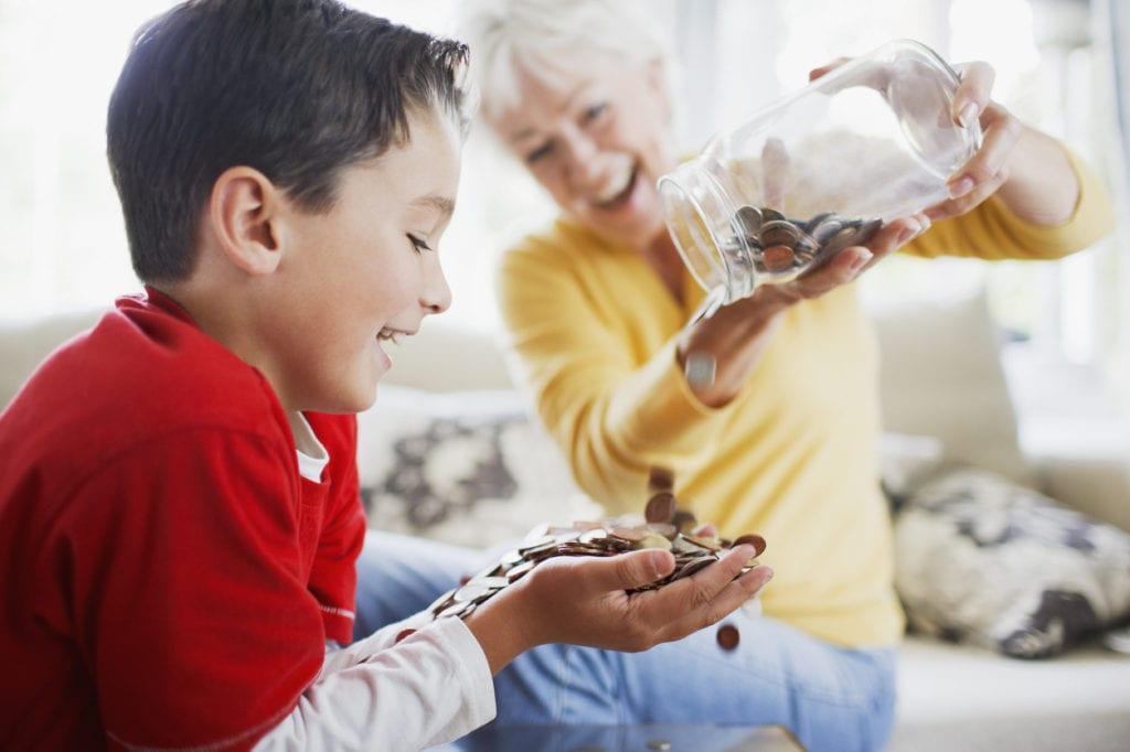Se lanza una aplicación para enseñar a los niños sobre el dinero durante el cierre