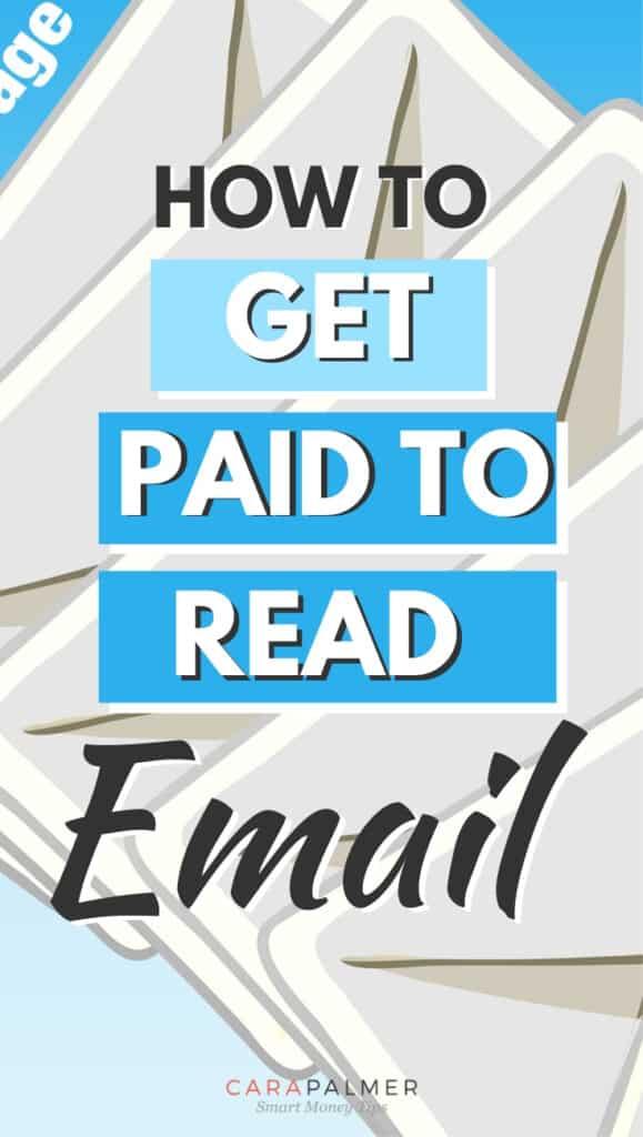 pagado por leer correo electrónico
