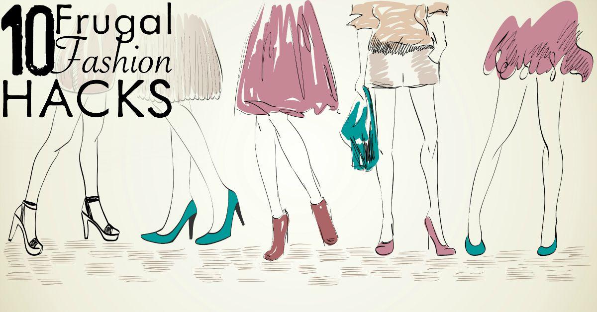 ¡No tienes que gastar mucho para verte bien! ¡Mira estos 10 trucos de moda frugal!