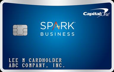 Capital One Spark-Miles