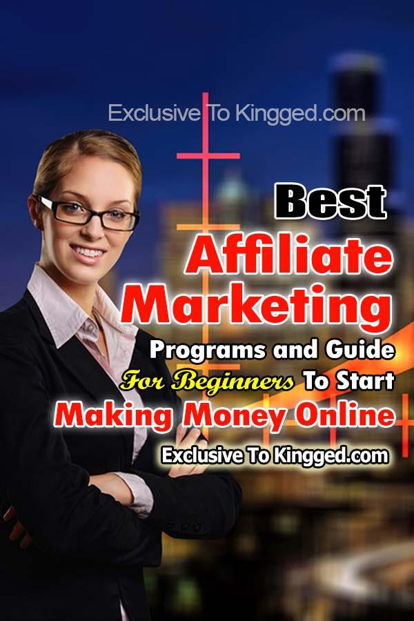 mejores programas de marketing de afiliación para principiantes