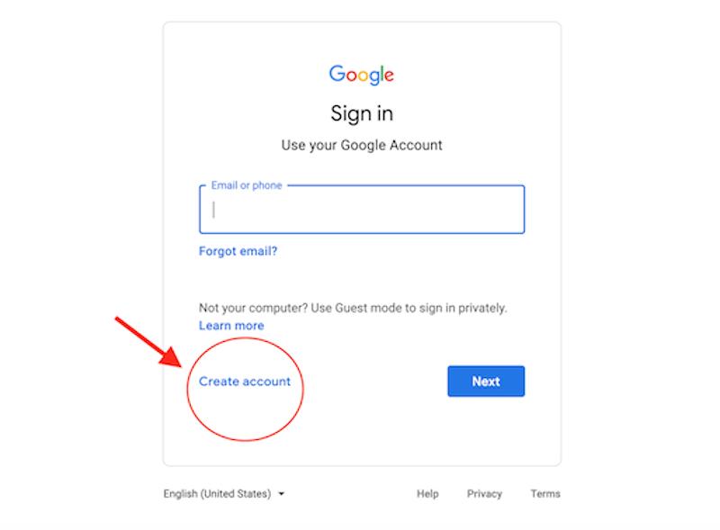 cómo crear y verificar tu cuenta de google my business crear cuenta de google