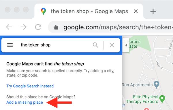 cómo crear y verificar la cuenta de google my business agregar el lugar que falta la tienda de tokens