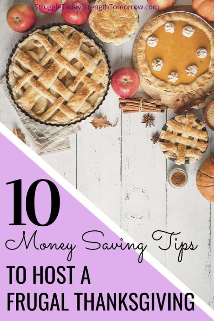 10 consejos para ahorrar dinero para organizar el Día de Acción de Gracias. Aproveche al máximo su presupuesto de Acción de Gracias y organice una frugal acción de gracias sin perderse el