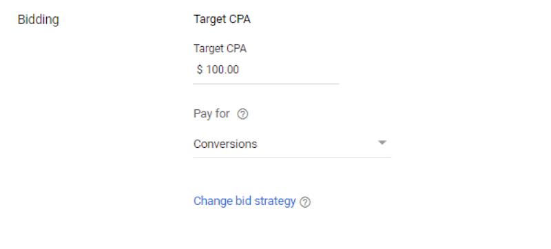 Visualización de Google durante COVID 19 CPA objetivo