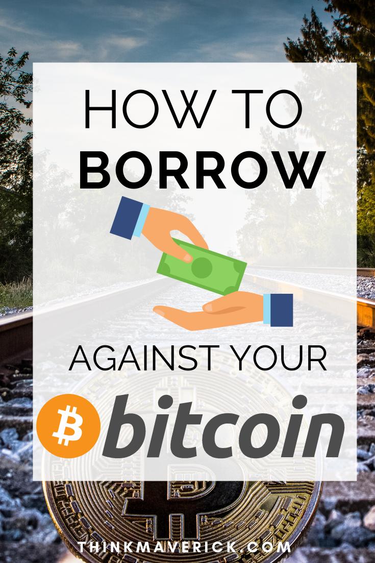 Los 5 mejores sitios de préstamos de Bitcoin para obtener un préstamo de Bitcoin. thinkmaverick