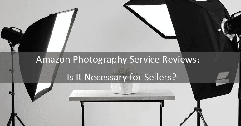 Comentarios del servicio de fotografía de Amazon ¿Es necesario para los vendedores?