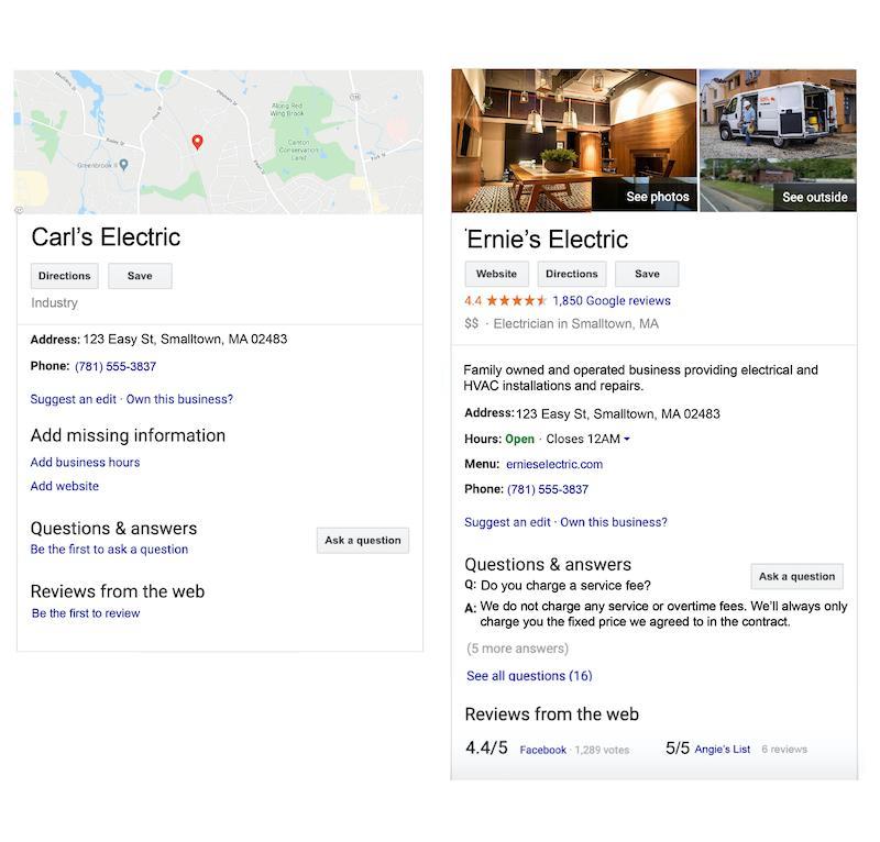 cómo crear una cuenta de google my business por qué necesita una
