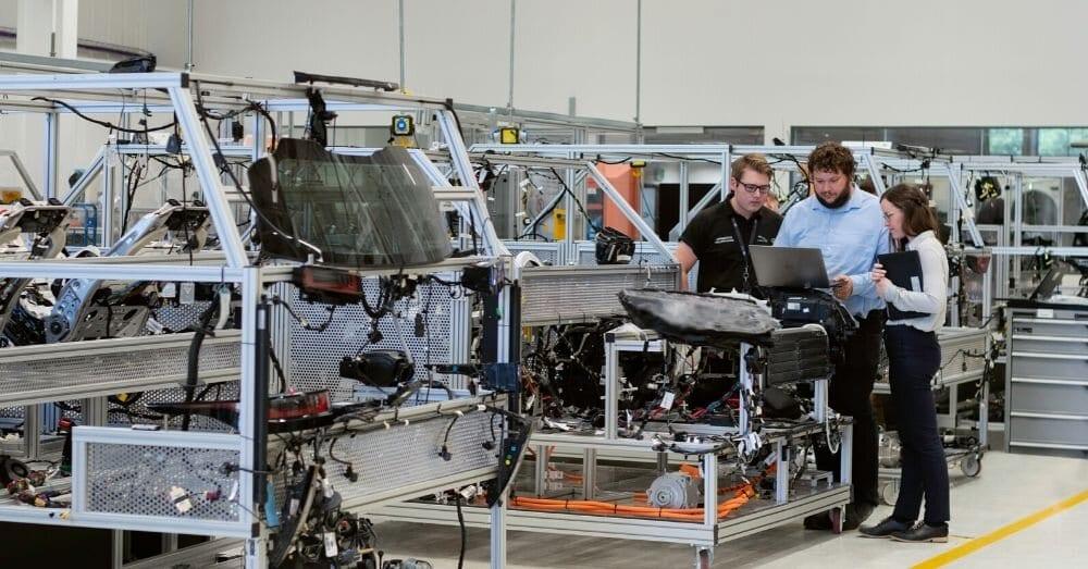 Sistemas de ejecución de fabricación (MES) y ERP explicados