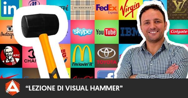Visual Hammer con un personaje PRO y CONTRO